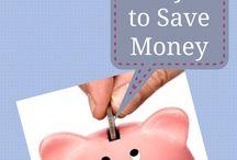 Saving Money / by TheMultiTaskingMaven
