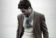 Great Men's Fashion! / by Lily Chau