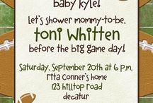 Baby Shower Ideas / by Tisha Jarboe