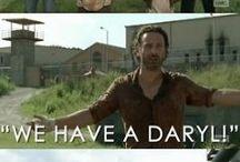 The Walking Daryl / by Amanda Hoffman