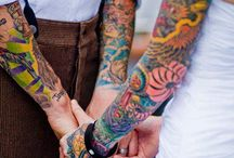 Tattoos / by Crystal Givens