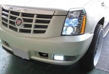 Cadillac LED Lights / by iJDMTOY.com Car LED