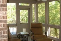 screened in porches / by Sue Bird