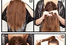 Cheveux/ ongles / by Roxanne Fortin