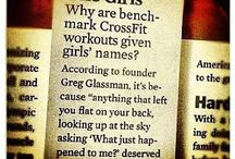 CrossFit <3 / by Kristina