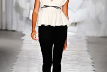 Designer Lookbook / my favorite looks from designers' collections / by Sandy
