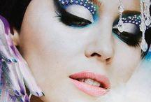 makeup/hair / by Corey Carranza