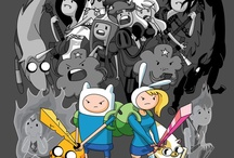 Adventure Time / by Amber Flores