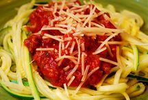 Veggie Recipes / by Gretchen Abner