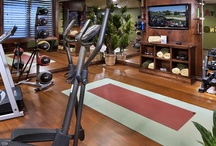Workout Rooms and Spaces / by Metroland Homes