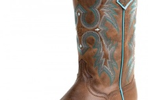 Boots Made for Walking / by Jillian Bowers