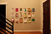 Wall Art Ideas  / by Claudia