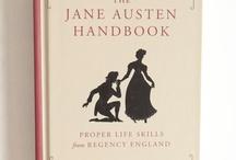 Jane Austen / by Kristin Anschutz