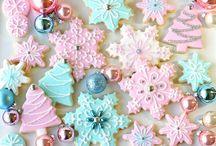 Sugar cookies / by Elissa Dahlgren