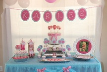 Baby Shower Ideas / It's not just about blues and pinks anymore! Baby showers can be any theme these days, but the soft and calming pastels still remain a constant. Is a friend or family member of your expecting? This board will give you tons of ideas for a successful shower!  / by PartyCheap.com