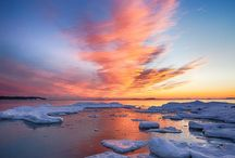 Fire and Ice / by Claire Pignone
