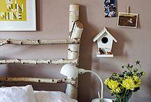 Little birds houses/ casitas de pájaros / by Mi cesta de mimbre