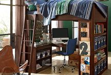 Michael New Room / by Jodifur