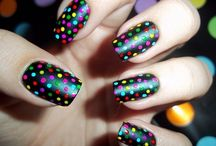 What I do... Nails!!! / by Cira Mench