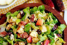 Salads / by Bernadette Brenner