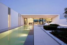 Modern homes / by Erin