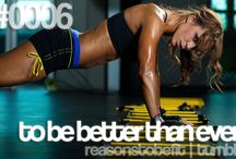 fitness / by Shanileigh Swanson