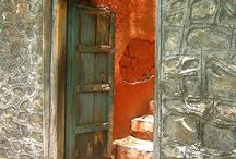 Doors, Doorways, Arches, Windows & Alleys / by Ang D