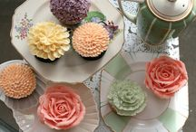 Tea Party Ideas / Full of products, ideas, and tutorials to make an amazing shabby chic inspired garden party!  / by Kara Abrahamsen Lillian Hope Designs