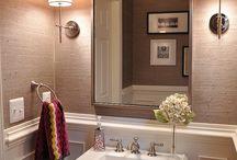 Basement bathroom / by Jenn Allen