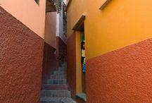 Lugares que he visitado / by Nina Guzman