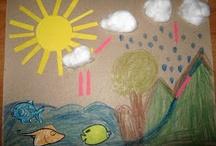 At Home Preschool / by KeyonaBBaby