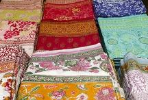 Fabrics / Fabrics  / by Leslie Varty