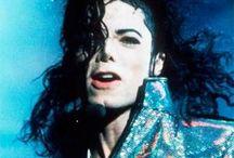 Michael Jackson / by Barbara Beall