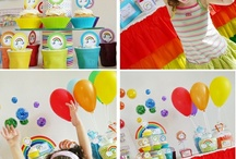 Seimi's Rainbow Party / by Alison Boudle