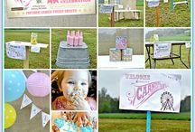 Birthday Party Ideas / by Gisa Seeholzer