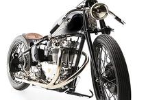 motorcycles / by Jurrian van Andel