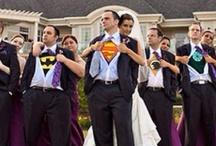 Geek Weddings / Wedding, with a geeky twist. / by The Geek Cave