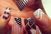 Nails!<3 / by Valerie Chaney