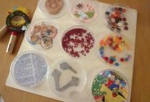 Sensory and Fine Motor Activities / by Aimee Shook