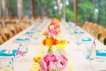 Party Planning / by Melissa Chapman