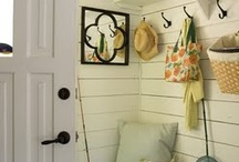 Mudroom / by Thrifty Decor Chick