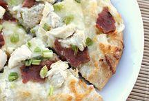 food - pizza / by Ilona Belous