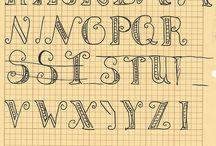 Handwritings / by Mandy Huskey