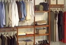 Closets & storage / Closet ideas / by Doug Jackson