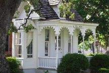 cottages / Cute and quirky cottages for a nostalgic getaway / by Beth Fava