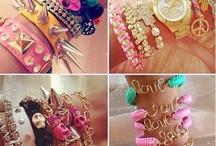 FASHION - Jewellery & Accessories / by Stella Yam