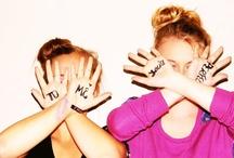 Friends PhotoShoot♥ / by Rachel Fountain