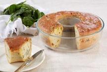 torte salate / by Carolina Scardecchia
