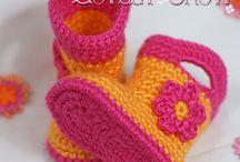 Crochet/Knit / by Denise Bavaria