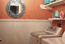 Laundry room  / by Yvette Gambrel